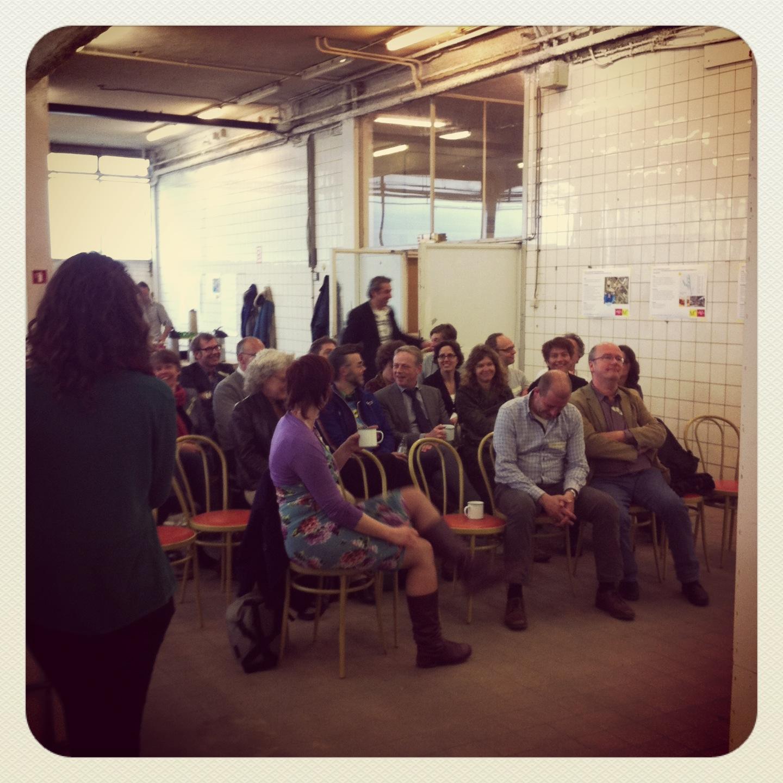 Workshop Gemeente Utrecht